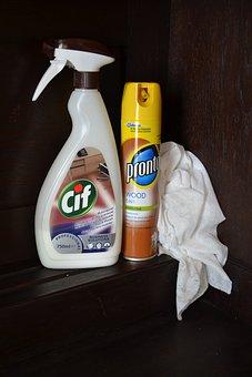 Cleaning, Clean Up, Windscreen Washer, Hen, Wear Dust
