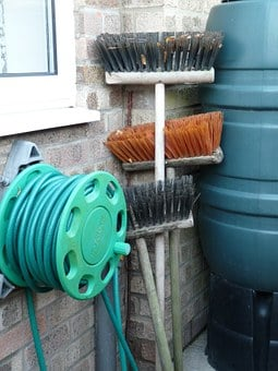 Brooms, Brushes, Hose Pipe, Cleaning Equipment