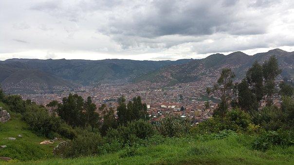 Valley, Inca, Cuzco, Cusco, Coricancha, Peru, Quechua