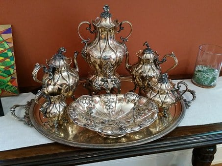 Tea, Cups, Kettle, Dinner, Tea Cup, Cup Of Tea, Drink