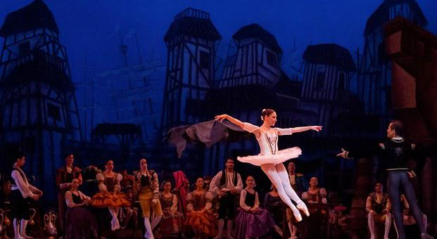 Don Quixote, Dulcinea, Ballet, Dancers, Dancer