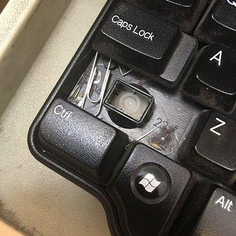 Keyboard, Keys, Dirt, Syf, Dirty, A Mess