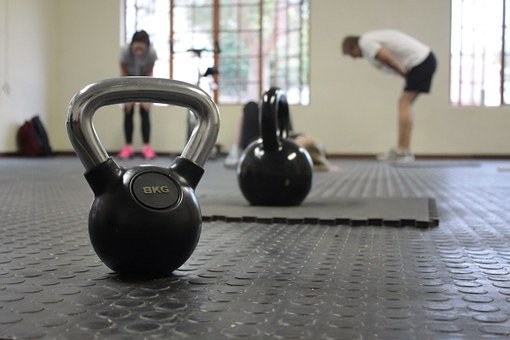 Kettle Bell, Training, Fitness, Workout, Exercise