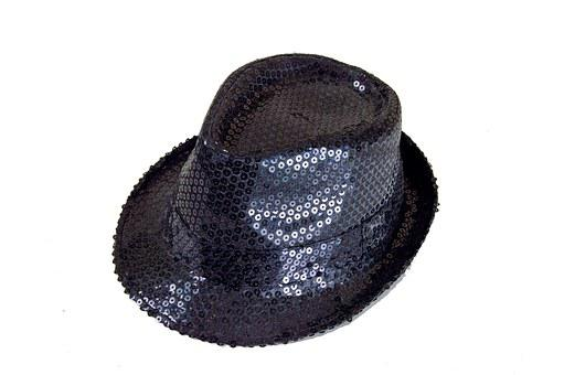 Hat, Party Hat, Glittering, Fun, Happy, Holiday