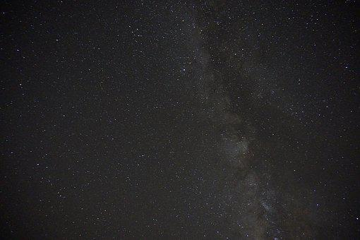 Sky, Stars, Milky Way, Night, Space, Starry, Galaxy