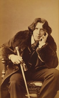 Oscar Wilde, 1882, Portrait, Irish Writer, Novelist
