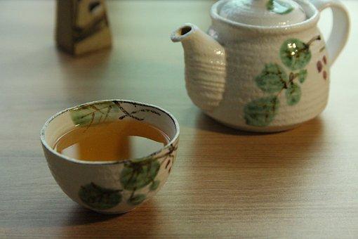 Black Tea, Teacup, Still Life, Kettle