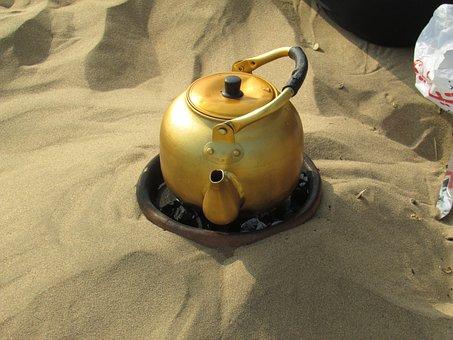 Tea, Kettle, Saudi