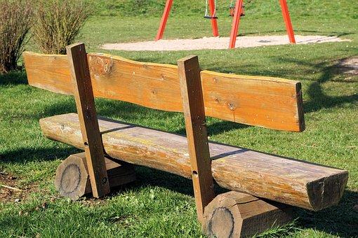 Bank, Wait, Sit, Bench, Rest, Seat, Relax, Break