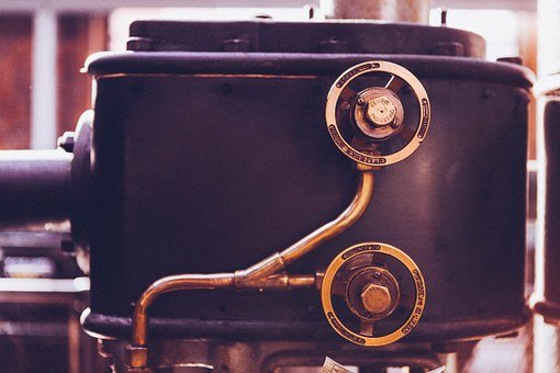 Steam Boiler, Steam Generator, Steam, Kettle, Boiler
