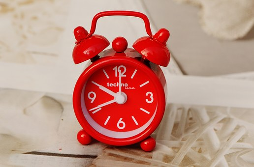 Alarm Clock, Clock, Time, Time Of, Time Indicating