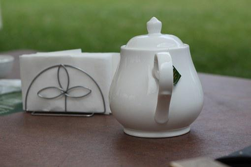 Tissue, White, Tea, Teapot, Kettle, Cold, Health
