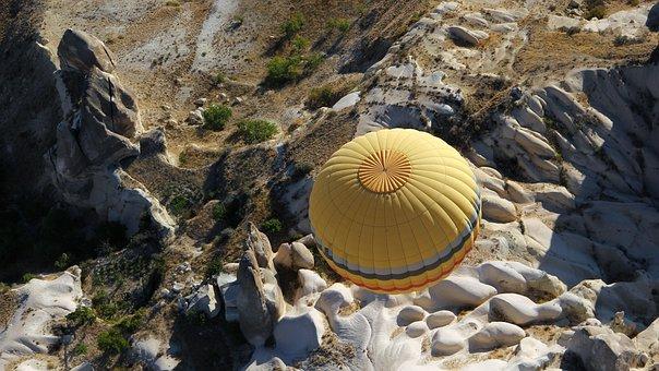 Cappadocia, Turkey, Nature, Kapadokya, Valley, Volcanic