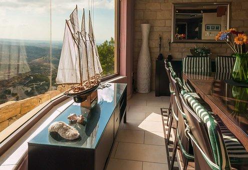 Dining Room, Interior, Shop, Decor, Wildow, View, Villa