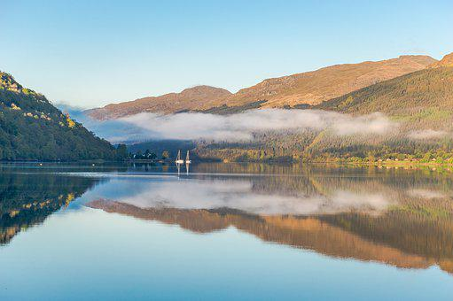 Arrochar, West Highlands, Loch Lomond, Scotland, Loch
