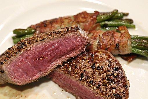 Steak, Beef Steak, Fillet, Fillet Steak, Beef, Meat