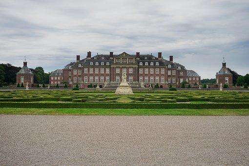 Nordkirchen, Castle, Schloss, Schloss Nordkirchen