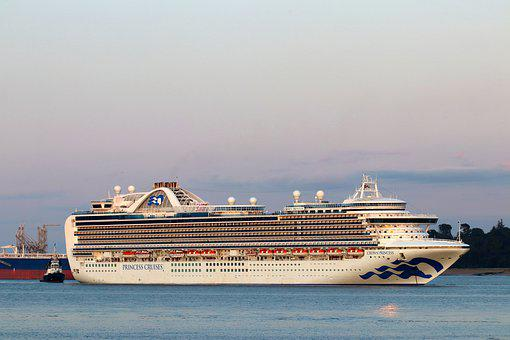 Cruise Ship, Holiday, Travel, Sea, Vacations, Water