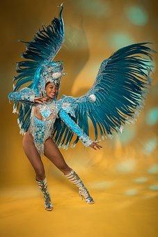 Samba, Carnaval, Carnival, Rio, Davina, Party, Cabaret