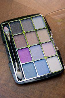 Eye Shadow, Powder Eyeshadow, Cosmetics, Makeup