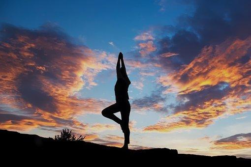 Yoga, Pose, Meditation, Relaxation, Wellness, Zen