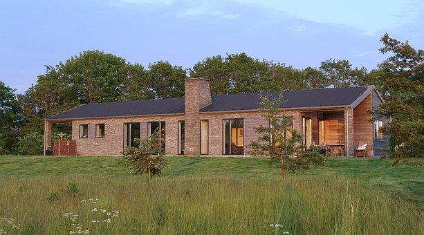 Detached House, House, Denmark, Ansager, Residence