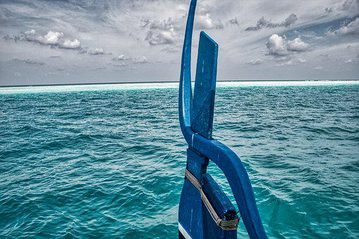 Landscape, Tropical, Seascape, Paradise, Maldives, Rest