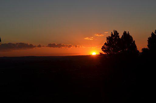 By Sunsets, Agua, Twilight, Landscape, Sunrise, Nature