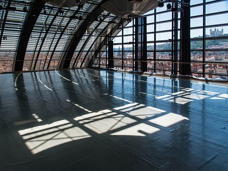 Opera, Lyon, Dance Hall, Repeat, View, France, Theatre