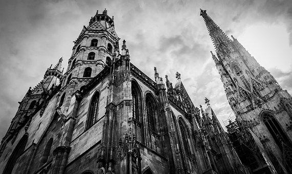 Vienna, St Stephan's Cathedral, Austria, Church