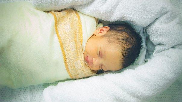 Newborn, Baby, Family, Child, Sleep, Cute, Small
