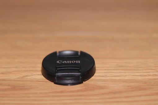 Canon Lens Cover, Cover, Canon, Dslr, Camera