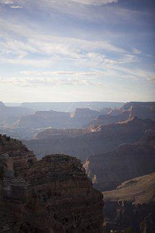 Grand Canyon, Canyon Lands, Canyon, Western Usa