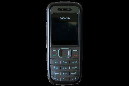 Nokia, Nokia 1208, Phone, Cell, Cellular Phone