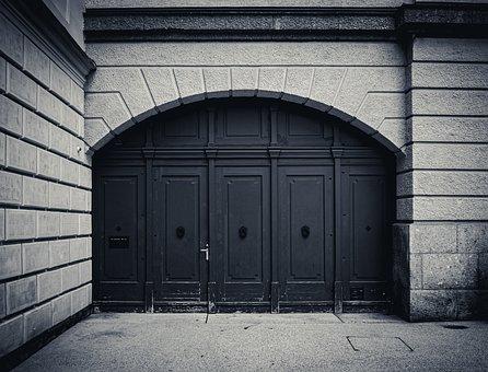 Country Place, Goal, Door, Gate, Tyrol, Innsbruck
