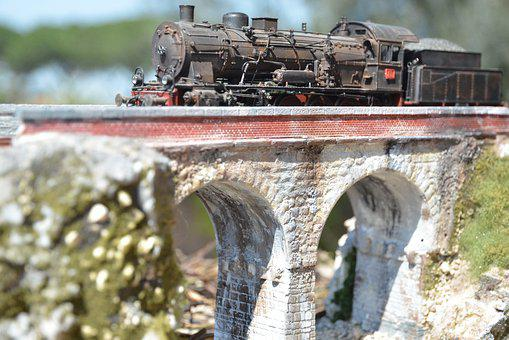Diorama, Train, Mock Up, Hobbies, Toys, Scale Model