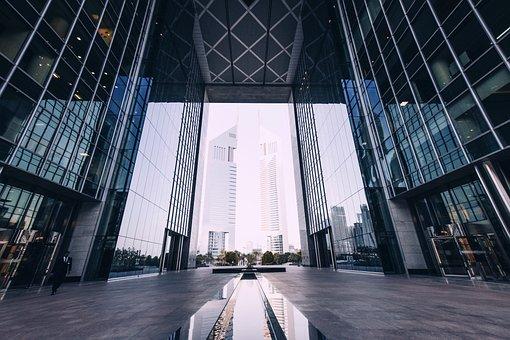Dubai, Building, Arch, Architecture, Uae, City