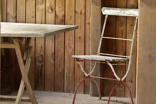 Garden Furniture, Wood Furniture, Chair, Garden Chair