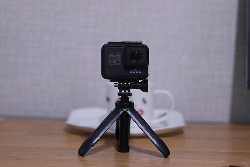 Gopro, Gopro Hero 7, Camera, Action Camera, Movie