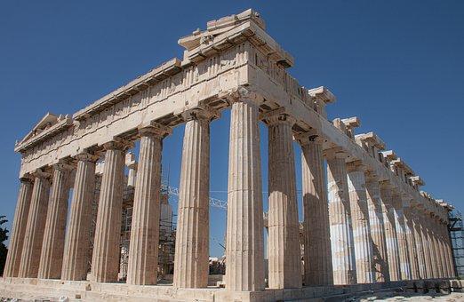 Greece, Athens, Acropolis, Parthenon, Greek, Culture