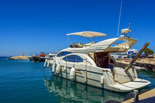 Yacht, Harbour, Boats, Sea, Travel, Tourism, Summer