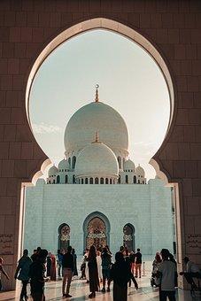 Mosque, Dubai, Architecture, Uae, Islam, Emirates, City