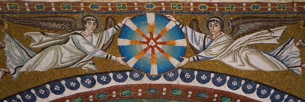 Ravenna, Mosaic, Byzantine, Church, Italy, Heritage