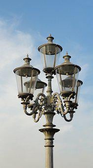 Lantern, Replacement Lamp, Lighting, Sky, Lamp