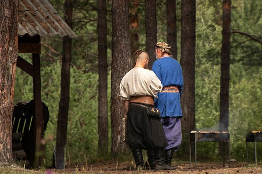 Cossack, Traditional Clothing, Tourism, Culture, People