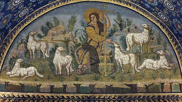 Ravenna, Mosaic, Byzantine, Italy, Heritage, Mosaics