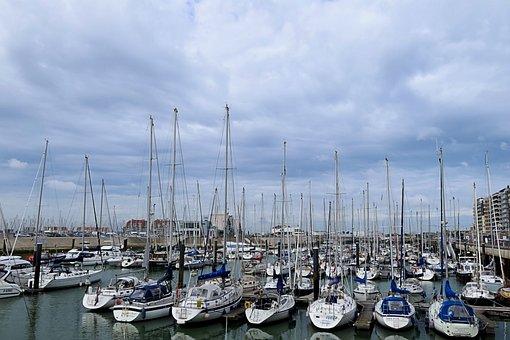 Boat, Boats, Sailing Boat, Sea, Water, Rowing Boat