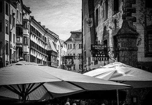 Golden Roof, Screens, Tyrol, Innsbruck, Austria