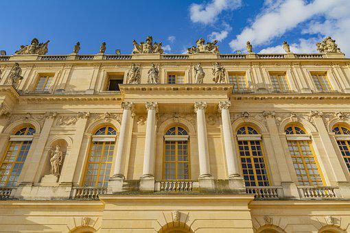 Versailles, France, Architecture, Castle, Paris