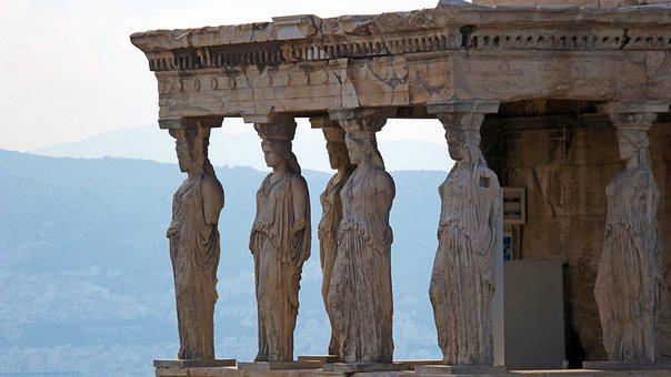Acropolis, Athens, Greece, Parthenon, Greek, History